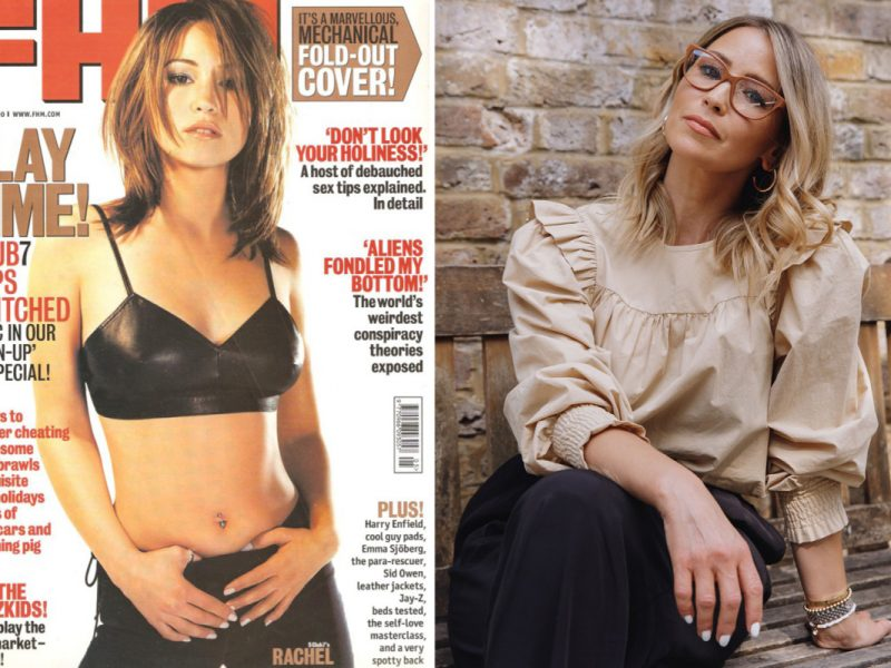 S Membership 7 star Rachel Stevens, 42, has no regrets over lads' mags footage