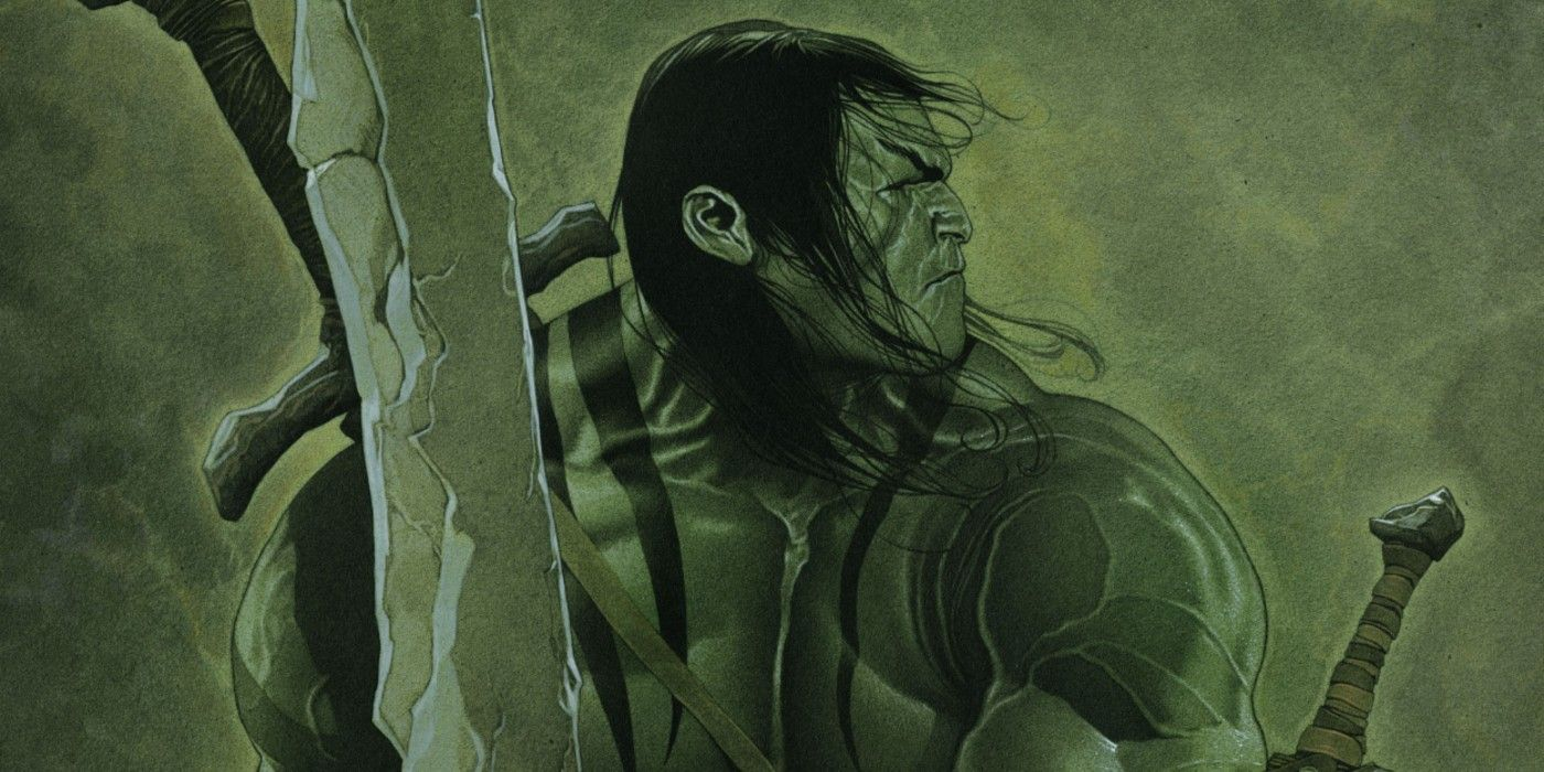 The Hulk's SON is One of Marvel's Strongest Warriors Ever