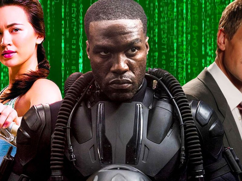The Matrix 4: Each New Actor Forged In The Sequel | Display Rant