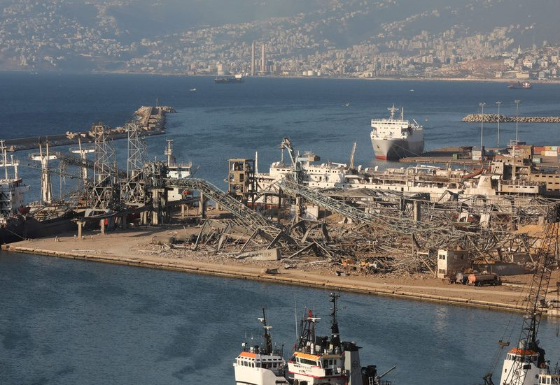 The cargo that blew up Beirut: Sailor REVEALS troubled historical past of doomed ship that introduced TONS of explosive fertilizer to Lebanon