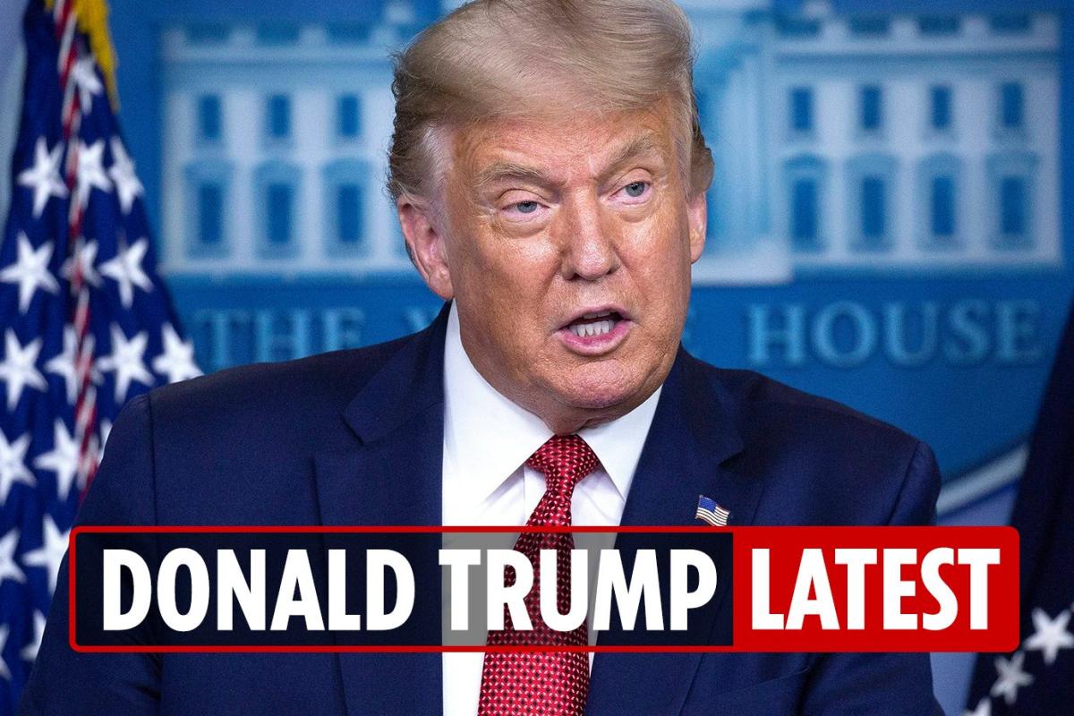 Trump news LIVE: President brands Kamala Harris a 'liar' and is surprised Joe Biden picked her as running mate
