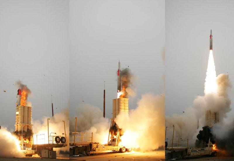 US & Israel say they efficiently examined ANTI-BALLISTIC missile interceptor
