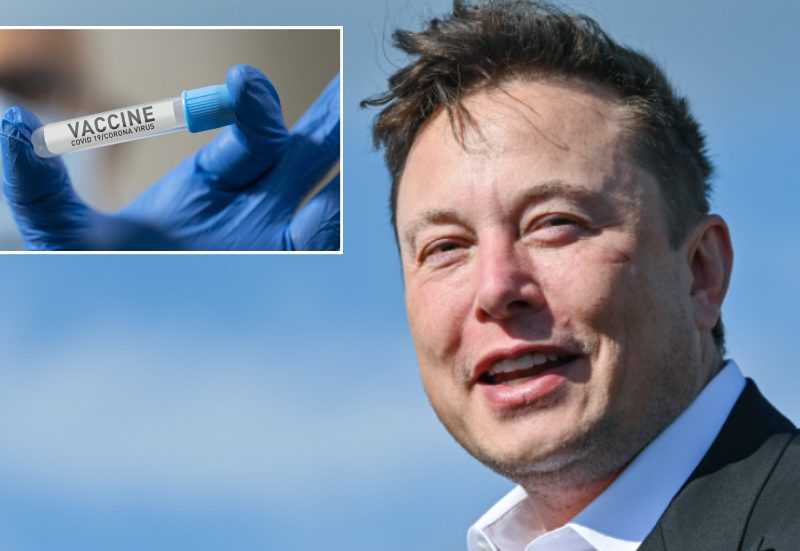 'All people dies': Musk says neither he nor his household will take Covid-19 vaccine, blasts Invoice Gates as 'knucklehead'