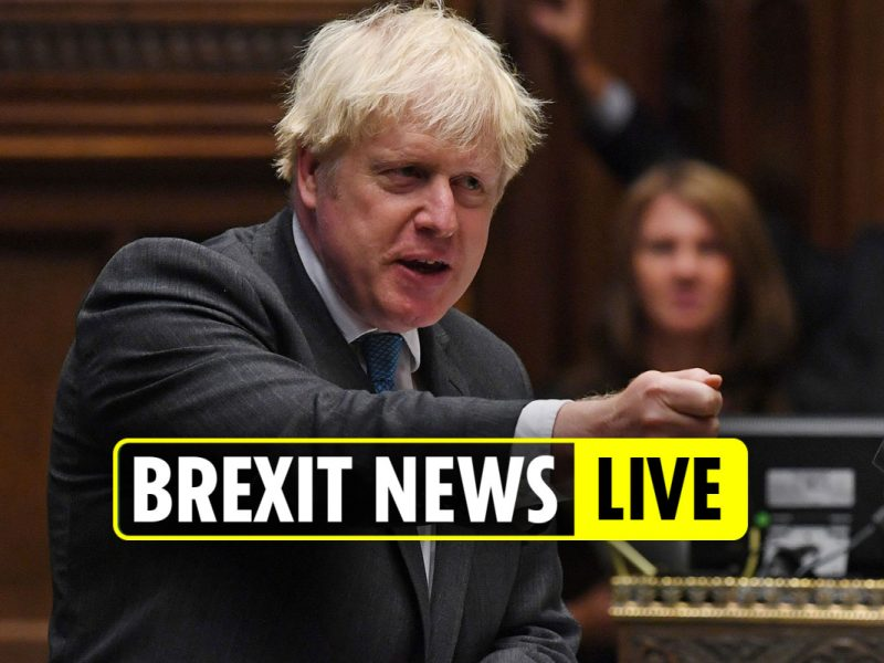 Brexit information LATEST –  Raging EU lashes out at Boris after he blasted Brussels as 'abusive' – LIVE UPDATES