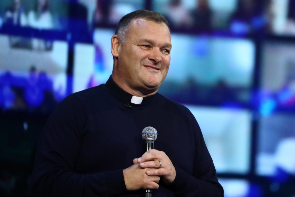 Britain's Got Talent in fresh Ofcom storm as 304 complain after vicar Alan Finnegan's 'bad taste' jokes about funerals