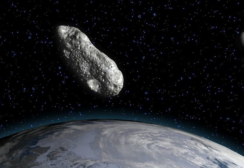 Nearer than climate sats: Asteroid solely found 5 DAYS in the past whizzes by Earth in newest shut name
