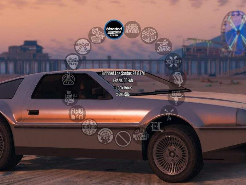 Grand Theft Auto's Radio 'Modified All the pieces' However Nearly Wasn't In The Recreation