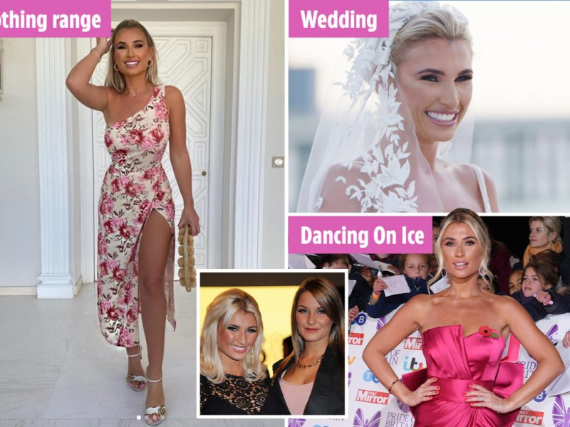 How Billie Faiers went from 'Sam's sister' to Towie success story with a clothes vary, Maldives wedding ceremony & DOI signing
