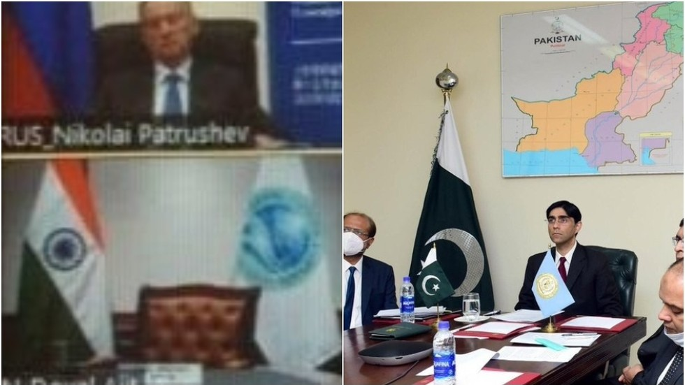 Indian representative storms out of SCO meeting in protest to Pakistan showcasing 'fictitious map' of the region