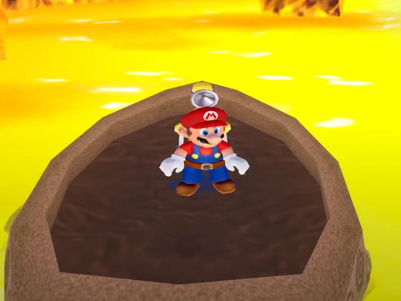 Tremendous Mario Sunshine: How To Steer The Boat in Corona Mountain