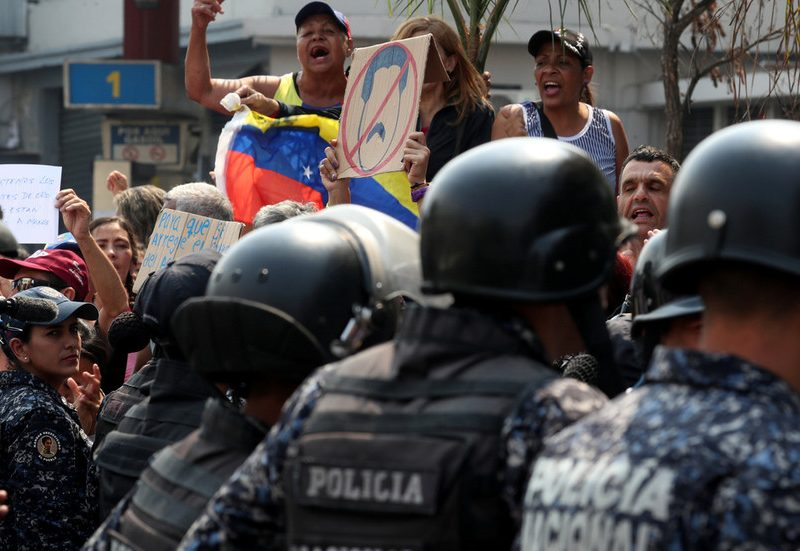Venezuelan police & safety forces dedicated 'arbitrary killings and systemic torture,' UN fact-finding mission claims