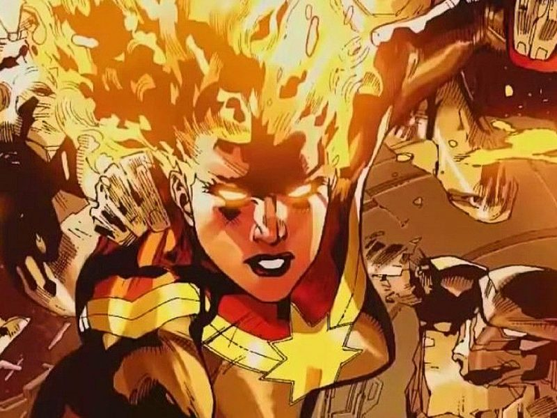 Captain Marvel Discovers Her Ultimate, Future Destiny | Display Rant