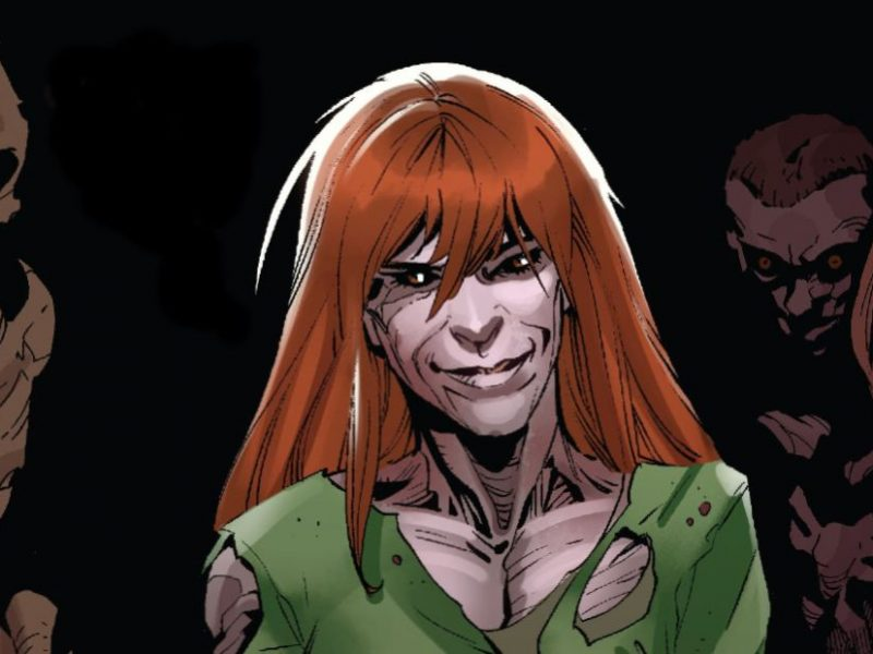 Does Spider-Man Have What It Takes To Kill Zombie Mary Jane?