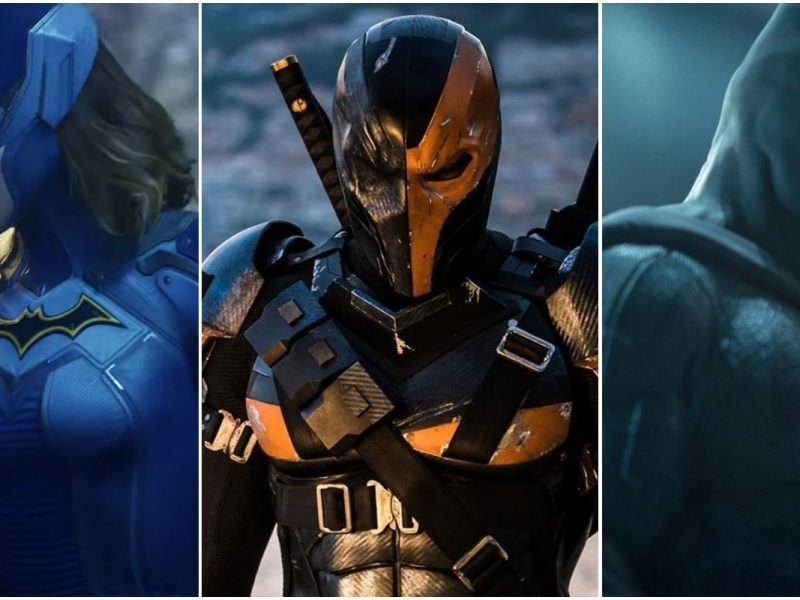 DCEU: 10 Methods Joe Manganiello's Deathstroke May Return After Justice League