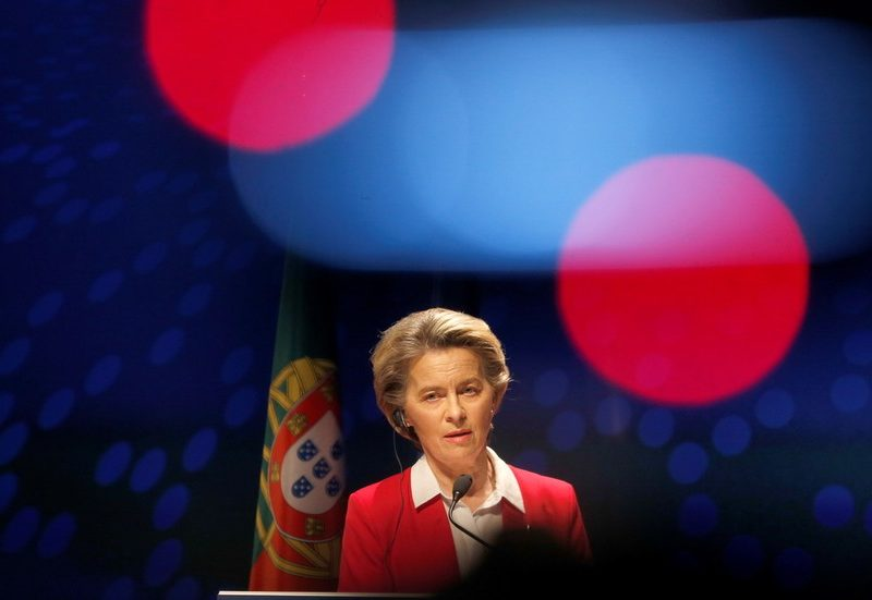 EC president von der Leyen dares European nations to name her bluff with announcement of (necessary?) vaccine certificates