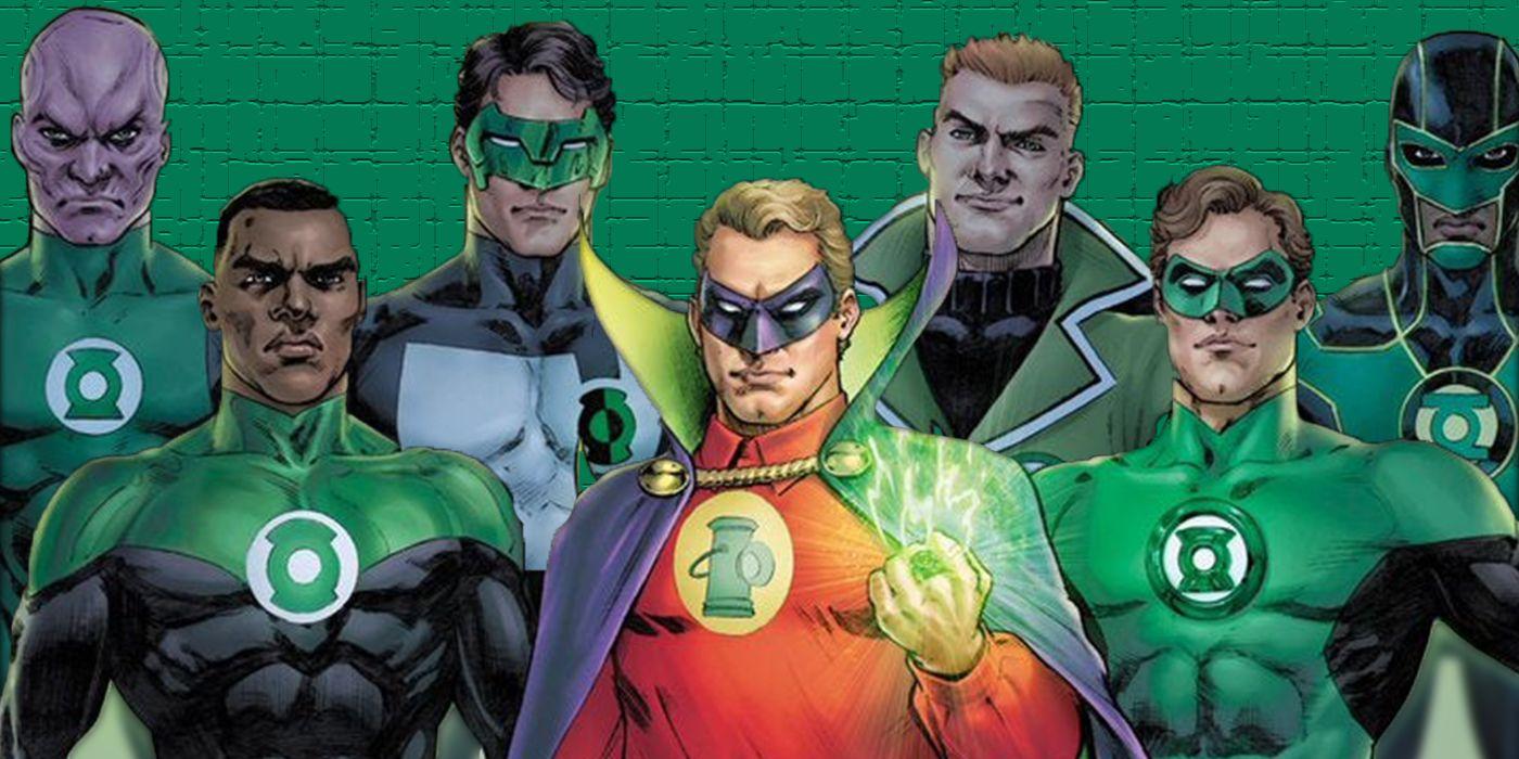 DC Just Killed a Fan-Favorite Green Lantern | Screen Rant