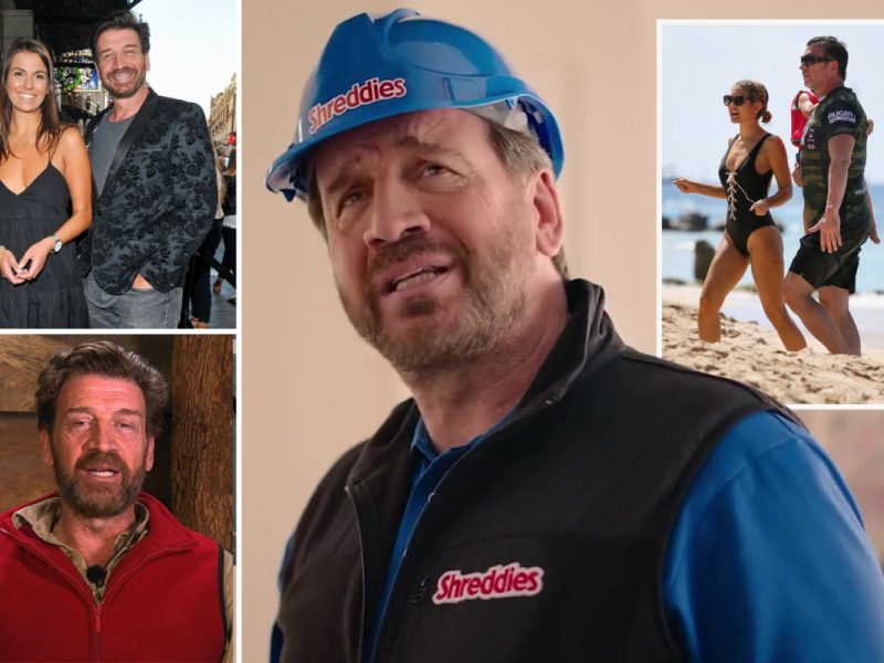 How Nick Knowles' scandal-hit life is one SOS second after one other – from 'merciless' dumpings & age hole flings to TV spats