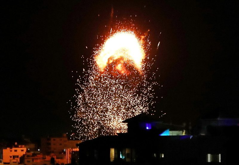 Israeli airstrikes on Gaza resume as Tel Aviv thanks Biden administration for blocking UN assertion calling for ceasefire