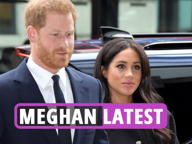 Meghan Markle newest – Hypocrite Duchess and Harry ought to ditch royal titles they declare to hate, fuming Palace aides say