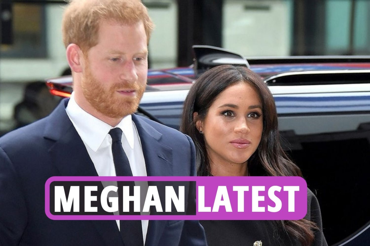 Meghan Markle latest – Hypocrite Duchess and Harry should ditch royal titles they claim to hate, fuming Palace aides say