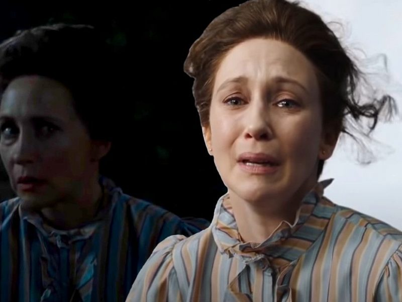 The Conjuring Three Clip: Lorraine Is Attacked By A Demon