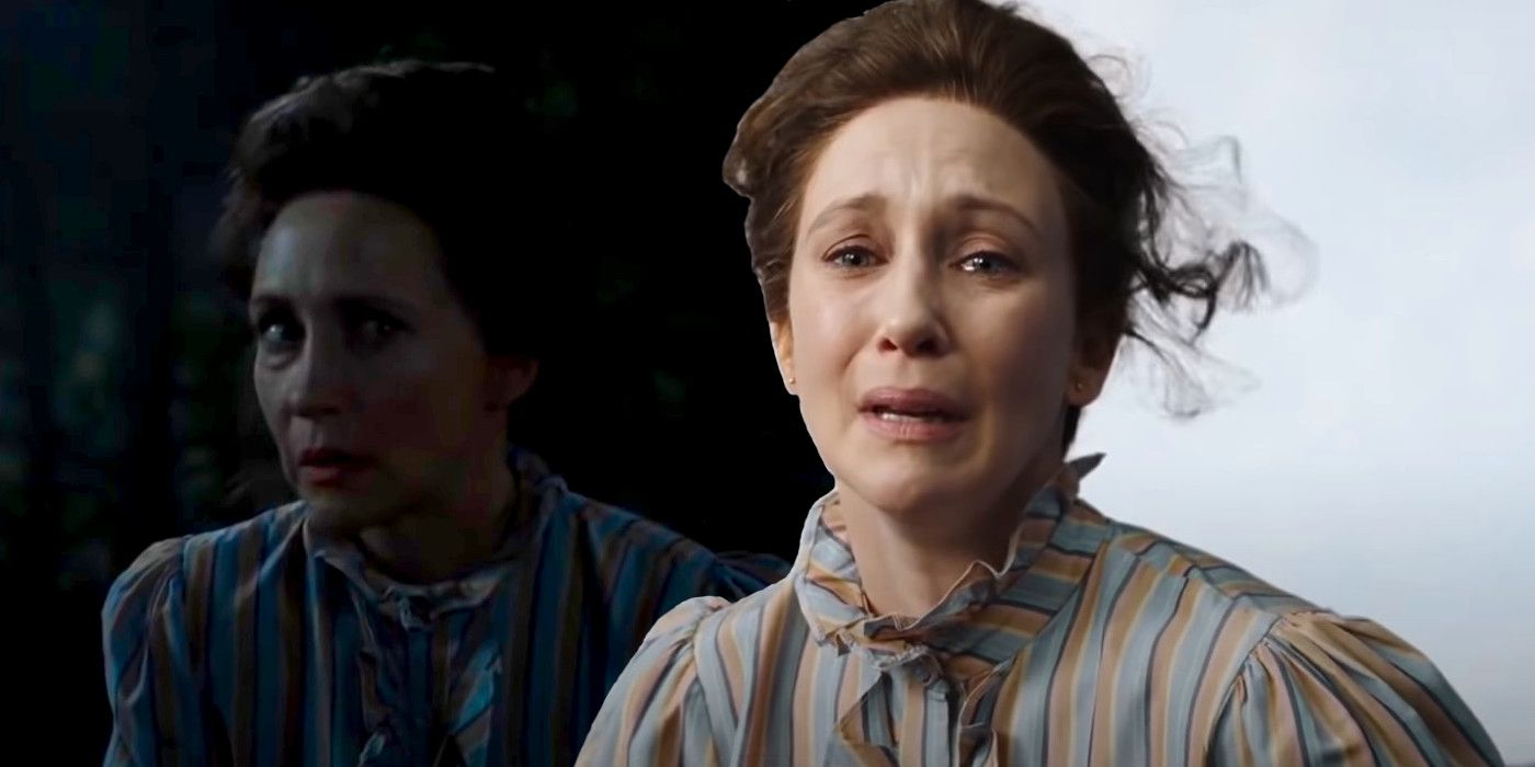 The Conjuring 3 Clip: Lorraine Is Attacked By A Demon