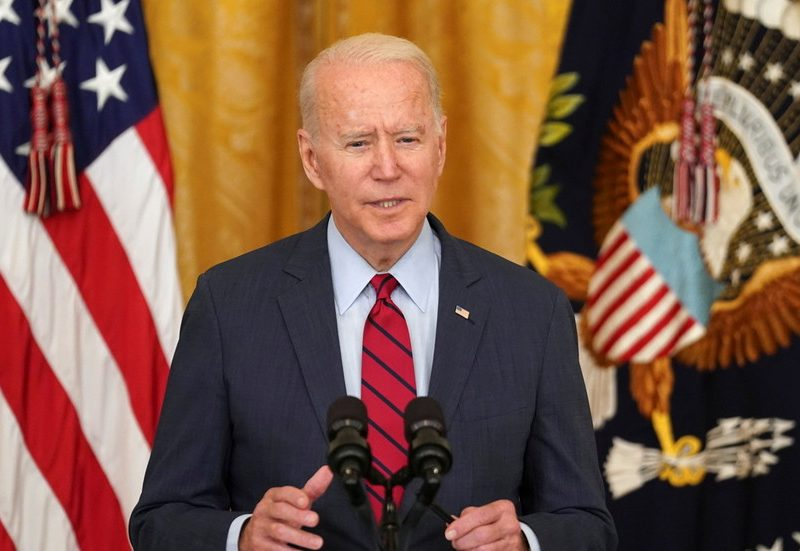 'Journalism isn't against the law': Biden accuses Beijing of 'denying primary liberties' following the closure of Apple Every day