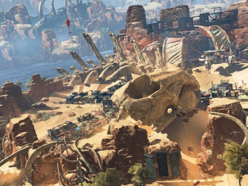 Apex Legends' Cranium City Returns As Arenas Map For Genesis Assortment Occasion