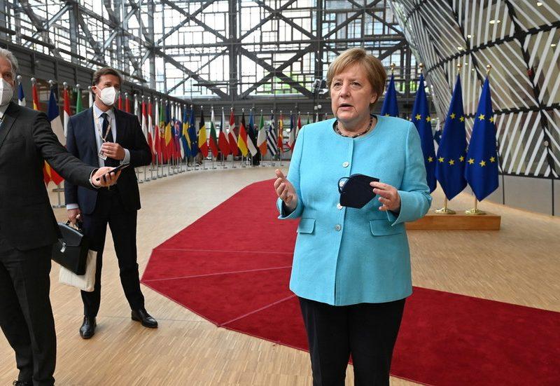 Europe nonetheless 'on skinny ice' with Covid, says Merkel, urging warning over extremely transmissible Delta variant