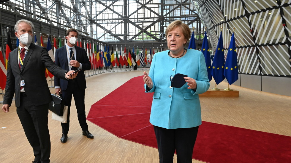 Europe still 'on thin ice' with Covid, says Merkel, urging caution over highly transmissible Delta variant