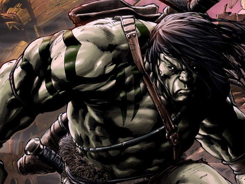 The Hulk's Son Skaar's Return Might Trace At MCU Position