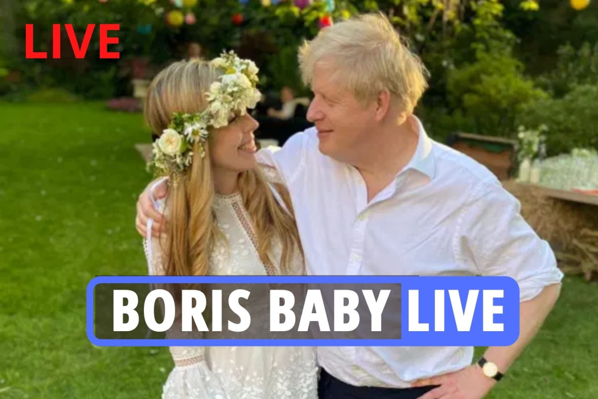 Boris Johnson baby news – Carrie Symonds 'feeling blessed' to be PREGNANT with 'rainbow baby' after miscarriage misery