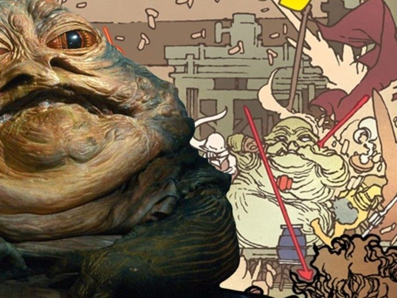 Jabba Sabotaged Jedi and Hutt Peace Negotiations Throughout Excessive Republic