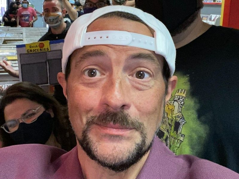 Kevin Smith Begins Filming Clerks three On His 51st Birthday