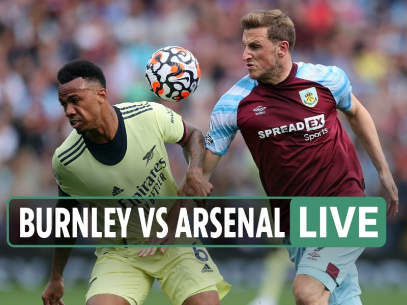 Burnley vs Arsenal LIVE: Stream, rating, TV channel, groups – Odegaard provides Gunners essential Premier League lead
