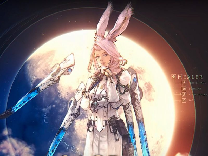 Last Fantasy XIV: Endwalker Video Showcases New Jobs & Job Skills