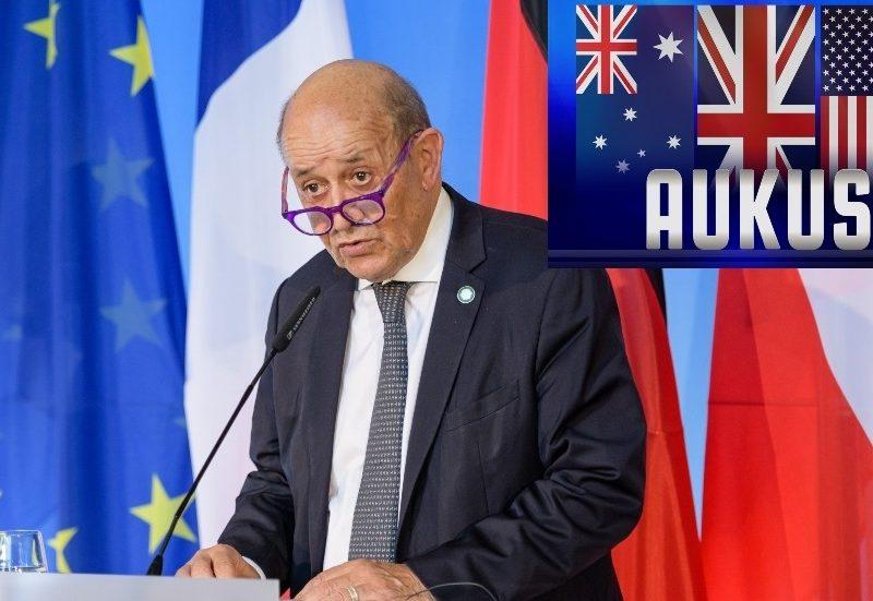 France RECALLS ambassadors from US and Australia, citing 'distinctive gravity' of AUKUS submarine deal