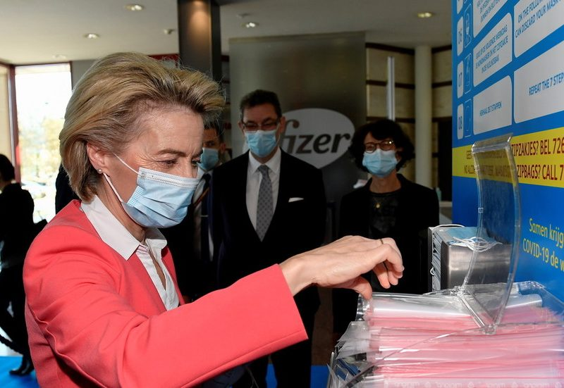 Inquiry launched into European Fee chief's refusal at hand over textual content messages she exchanged with Pfizer CEO