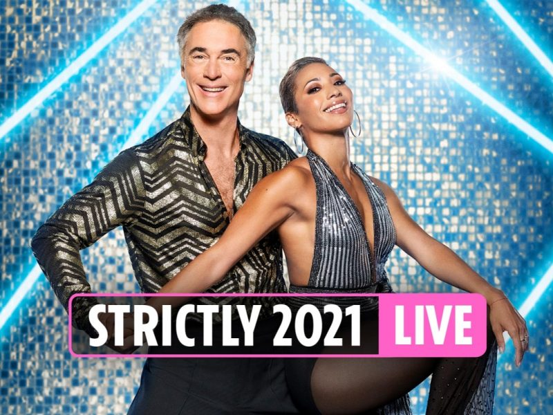 Strictly Come Dancing 2021 LIVE: Greg Sensible paired with Karen Hauer as Katie McGlynn dances with Gorka in launch present