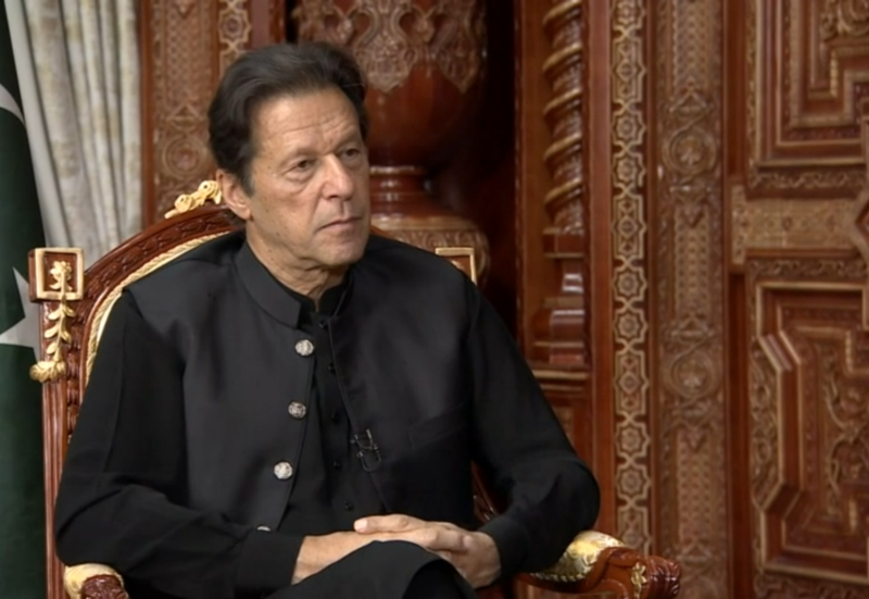 Washington's scapegoating of Pakistan for US failure in Afghanistan was 'most painful factor,' PM Khan tells RT